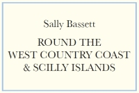 Sally Bassett sketchbook - Round the West Country Coast amd Scilly Islands