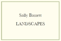 Sally Bassett sketchbook - Landscapes